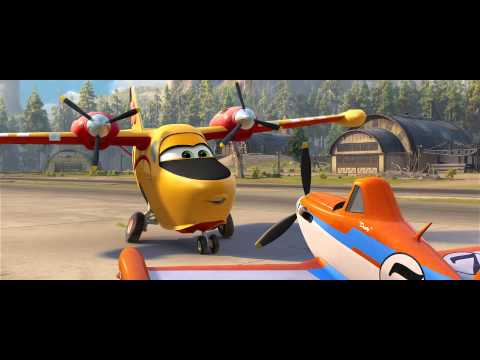 Planes: Fire & Rescue (Trailer)