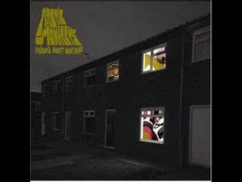 Arctic Monkeys - Da Frame 2R lyrics