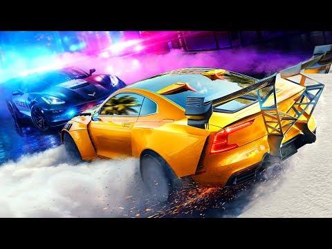 ► Need for Speed Heat - The Movie | All Cutscenes (Full Walkthrough HD)