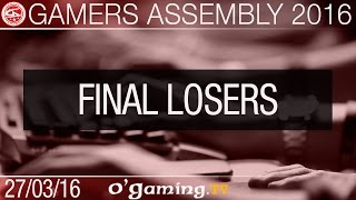 LDLC Blue vs DeadPixels - Gamers Assembly 2016 - Final bracket losers