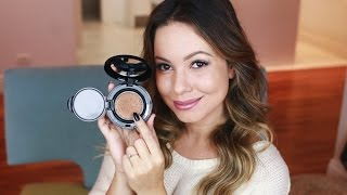 Resenha Base cushion MakeB - Ju Goes & Lu Rech