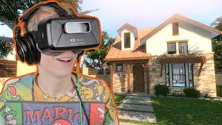 INTERIOR DESIGN IN VIRTUAL REALITY!    Charette VR Tour (Oculus Rift DK2)