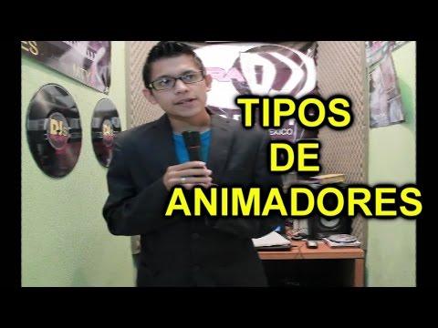 TIPOS DE ANIMADORES DE FIESTAS – DJSPROMTY  TIPS PARA DJS Y ANIMADORES