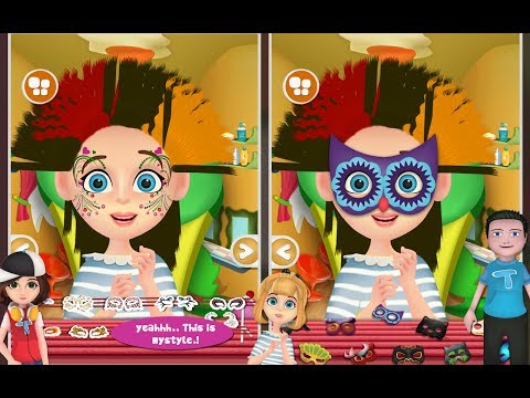 Video of Kids Hair Salon - Kids Game