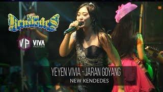 JARANG GOYANG - YEYEN VIVIA NEW KENDEDES LIVE WRINGINANOM GRESIK 2018