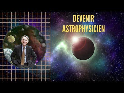 Comment devenir ASTROPHYSICIEN ?