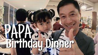 Video Happy Birthday Papanya Captain Vincent - Orang Yang Membesarkan Capt Vincent Sendiri Dari Kecil MP3, 3GP, MP4, WEBM, AVI, FLV April 2019