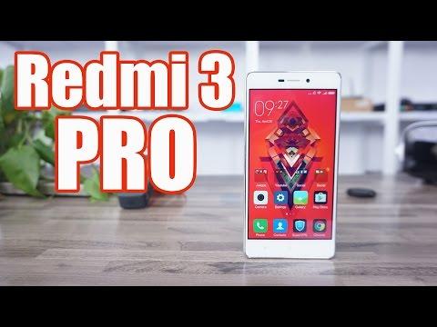 Xiaomi Redmi 3 PRO - Pequeño pero matón