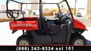 10. 2009 Honda Big Red MUV - RideNow Powersports Peoria - Peori