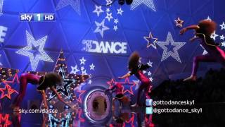 Got to Dance Series 4: Perri and Jordan's Tour of the Domes