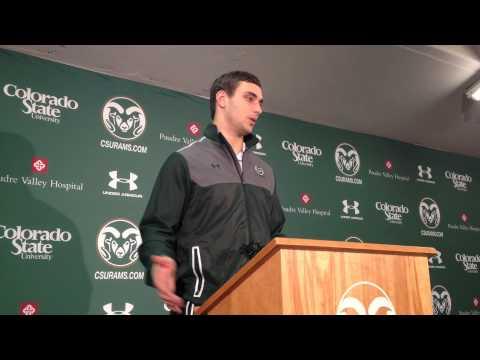 Garrett Grayson Interview 10/26/2014 video.