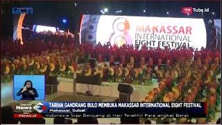 Video Kemeriahan F8 Makassar International Eight Festival - SIS 12/10 MP3, 3GP, MP4, WEBM, AVI, FLV November 2018