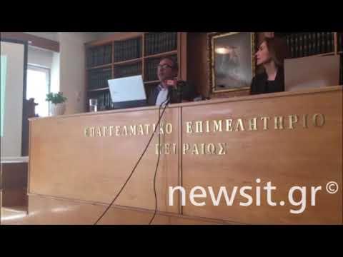 "Video - ""Συνοικέσιο"" Μελισσανίδη και Κόκκαλη με προξενήτρα ΣΥΡΙΖΑ"