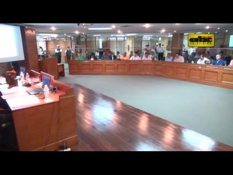 Presentan lista de desvinculados de la Municipalidad de Asunción