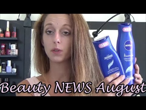 Beauty News | Produktneuheiten | 08/2016 - August 2016