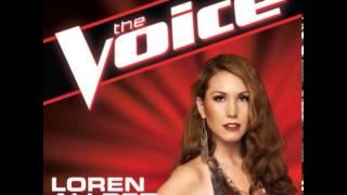 "Video Loren Allred: ""When Love Takes Over"" - The Voice (Studio Version) MP3, 3GP, MP4, WEBM, AVI, FLV Maret 2018"