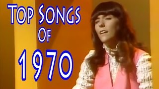 1 Bridge over Troubled Water - Simon & Garfunkel 2 (They Long to Be) Close to You - The Carpenters 3 American Woman - The Guess Who 4 Raindrops Keep ...