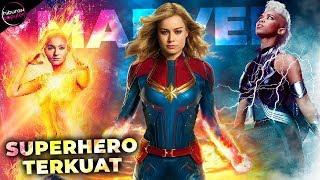 Download Video 10 Superhero Wanita Terkuat di Jagad Marvel Universe MP3 3GP MP4