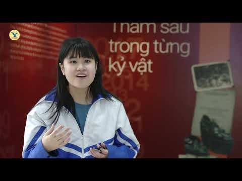 Một ngày trải nghiệm tại Công viên Di sản các nhà khoa học Việt Nam