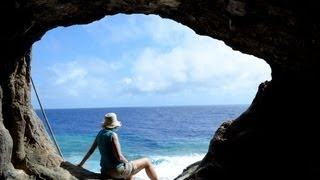 Over 7 days in late September 2012 my wife and I stayed on Niue Island which is situated about 250km's east of Tonga in the South Pacific. Our first day was ...