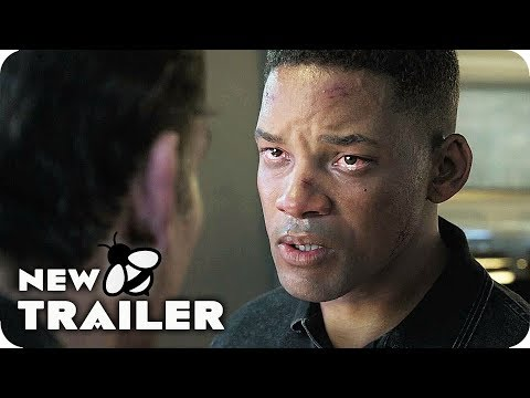 GEMINI MAN Trailer 2 (2019) Will Smith Action Movie