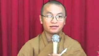 Niệm Phật Và Trị Liệu - Phần 2/2 - Thích Nhật Từ