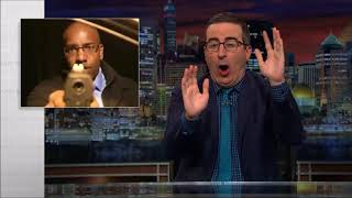 0:16 This is one of the best reactions from John Oliver. All rights go to HBO and Last Week Tonight with John Oliver.