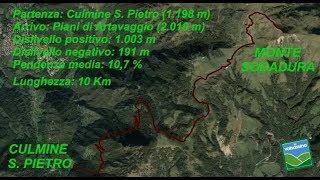 Dalla Culmine San Pietro al Monte Sodadura