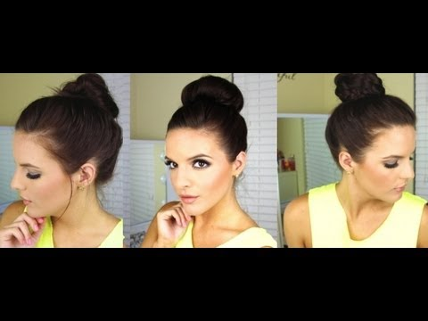 3 Buns in Under 5 Minutes