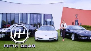 Best American Muscle Cars for 10k | Fifth Gear by Fifth Gear