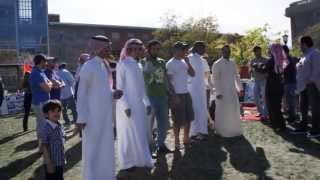 Nations day at The University of Scranton, Saudi Student Club