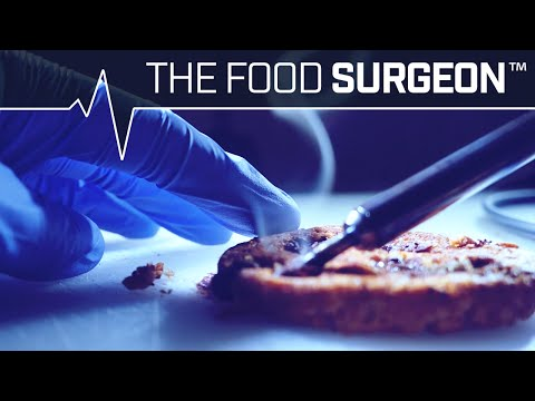The Food Surgeon Cookie Reassignment Surgery