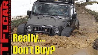 Top 3 Jeep Wrangler JK Don't Buy It Myths Busted by The Fast Lane Car
