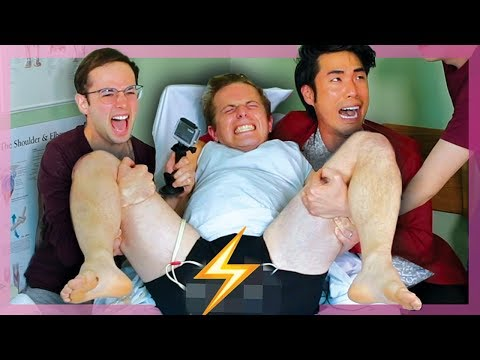 The Try Guys Try 14 Hours Of Labor Pain Simulation