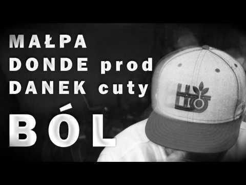 Tekst piosenki Małpa - Ból po polsku