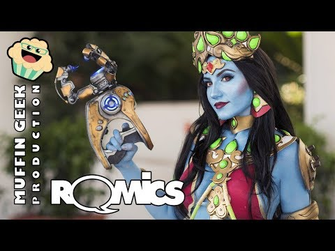 Romics Cosplay Showcase - Spring 2018