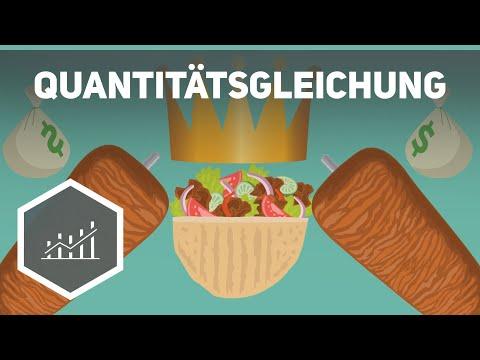 Quantitätsgleichung - Der Staat aus keynesianischer Sicht 2