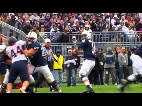 Christian Hackenberg Freshman Highlights 2013 video.