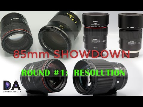 Download 85mm Showdown: Canon | Sigma | Tamron |  Zeiss | Part 1: Resolution HD Mp4 3GP Video and MP3