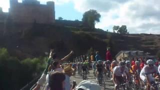 Puebla de Sanabria Spain  city photo : Vuelta a España 2013 a su paso por Puebla de Sanabria