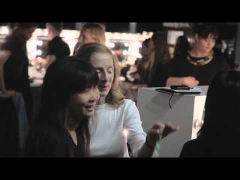 Orly creates a fashion-friendly nail look at J.JS Lee at LFW.