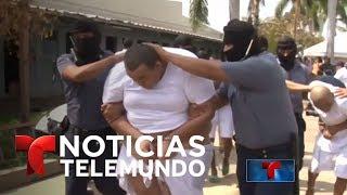 Video oficial de Noticias Telemundo. La Asamblea Legislativa ha aprobado que los miembros de la Mara Salvatrucha que sean devueltos al país deberán ...