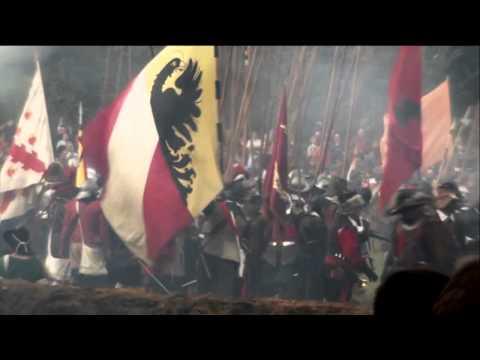 BATALLA(THE - Forjadores del Tiempo. Grolle 2012. La última batalla/The Last Battle. El domingo se celebró la última batalla de la recreación de Grolle, donde finalmente l...