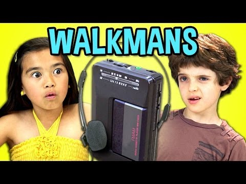 reactions - Walkmans BONUS Reactions: http://goo.gl/qSqzcU NEW Vids Sun,Thurs & Sat! Subscribe: http://bit.ly/TheFineBros Watch all episodes of REACT http://goo.gl/4iDVa...