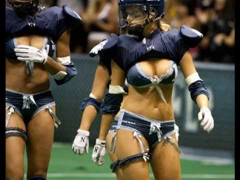 Lingerie Football Video(rawteams.com)