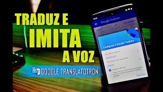 Google tradutor - IMITAR a voz humana! Conheça o TRADUTOR do Google capaz de imitar a voz do usuário - Translatotron