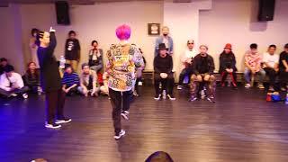 Miku vs Funky P – GROOVE LINE OSAKA vol.6 POP BEST8