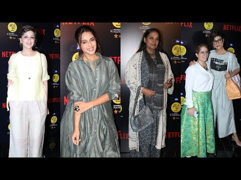 Sonali Bendre , Swara Bhaskar & Others At Jio Mami And Netflix To Celebrate Women In Film