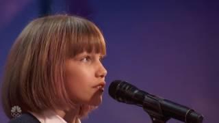 12岁萝莉原创歌曲震惊评委 美国达人 Grace Vanderwaal 下一个Taylor Swift %e4%b8%ad%e5%9c%8b%e9%9f%b3%e6%a8%82%e8%a6%96%e9%a0%bb