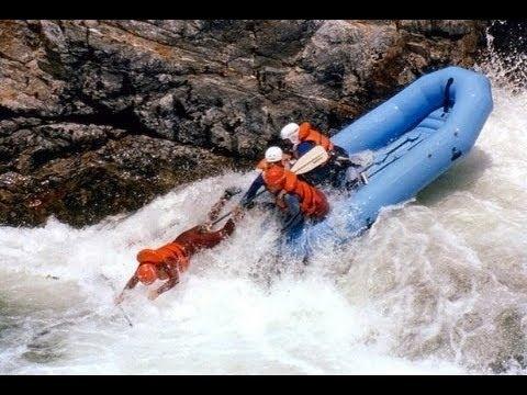 Whitewater Rafting Bloopers: